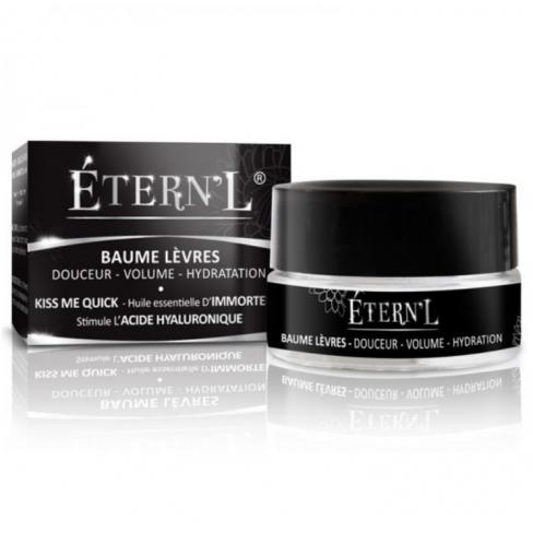 Etern'L soft lip balm – volum og fuktighet